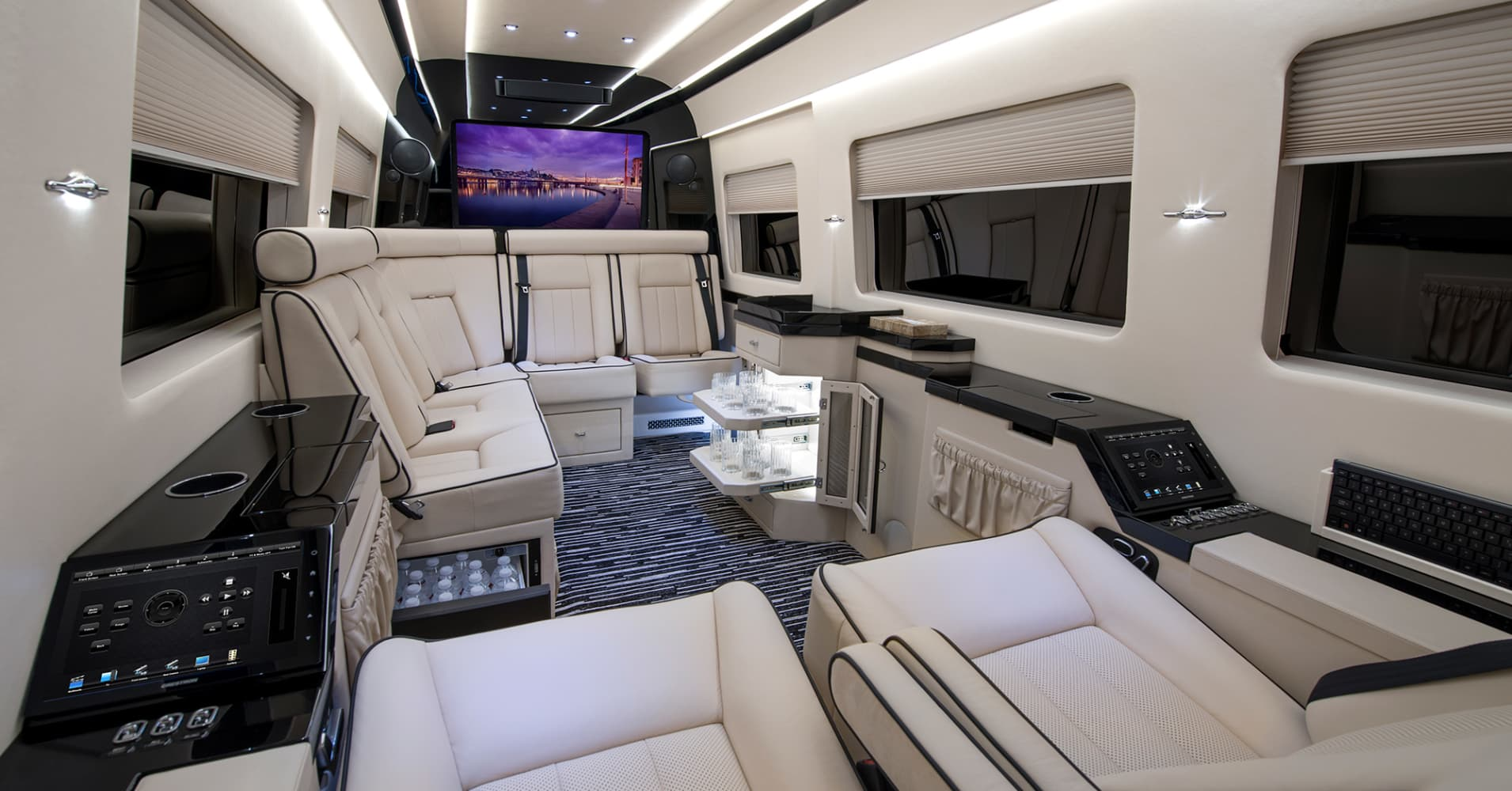 The 400 000 Private Jet Of Vans