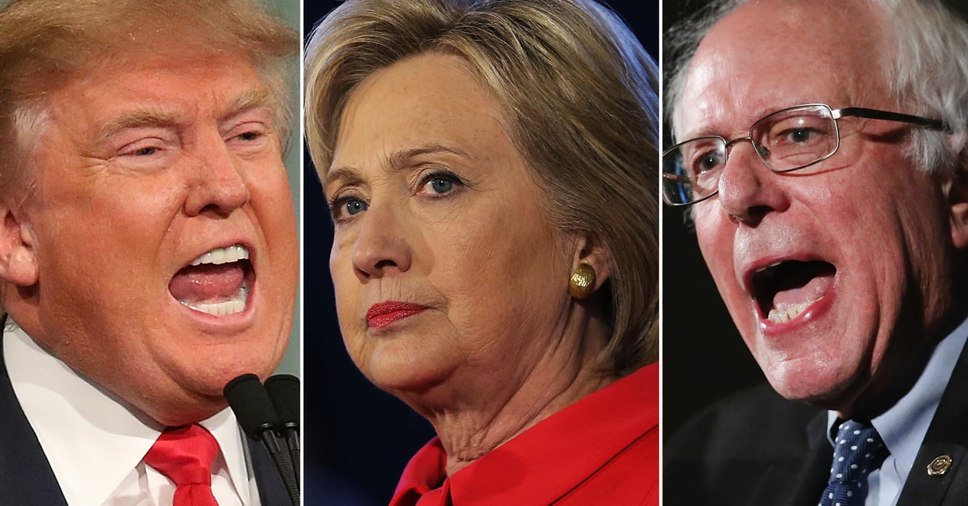 trump sanders debate would hillary clintons worst nigare commentary