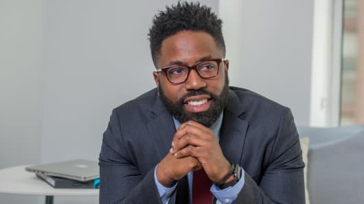 Rodney Williams, co-founder and CEO of LISNR