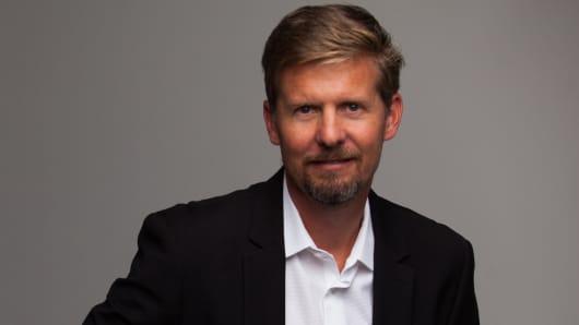 Stuart McClure, CEO of Cylance