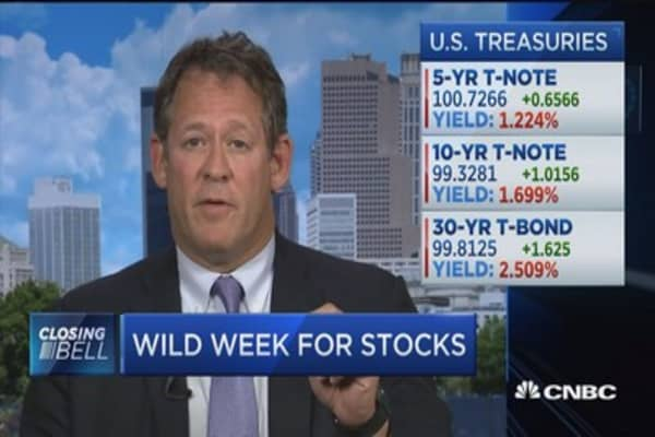 Blackrock's Rieder: Disappointing, weak jobs number