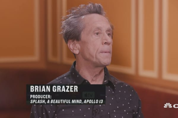 Brian Grazer: Where you don't get humiliated in Hollywood
