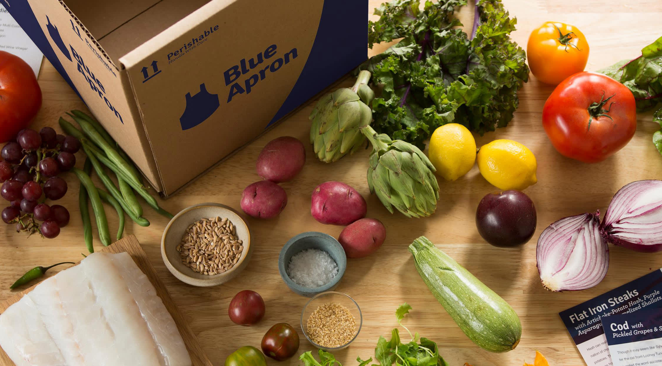 Blue apron locations
