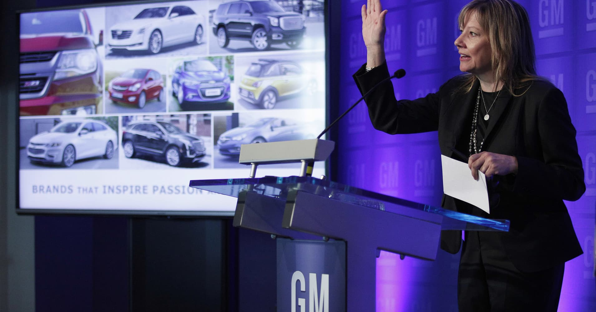 GM's $1 billion investment is not driven by Trump and likely dates back to 2014