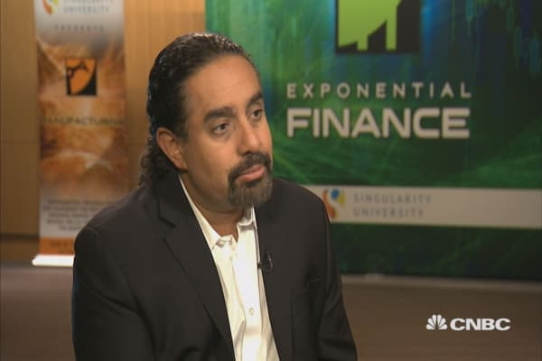 Ramez Naam, technologist, science fiction writer & Singularity University faculty