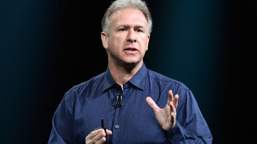 Phil Schiller, Apple