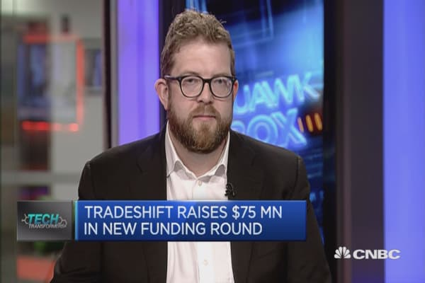 We've grown rapidly in China: Tradeshift CEO