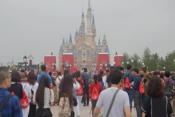 Disneyland Shanghai opens its doors: Take a look inside
