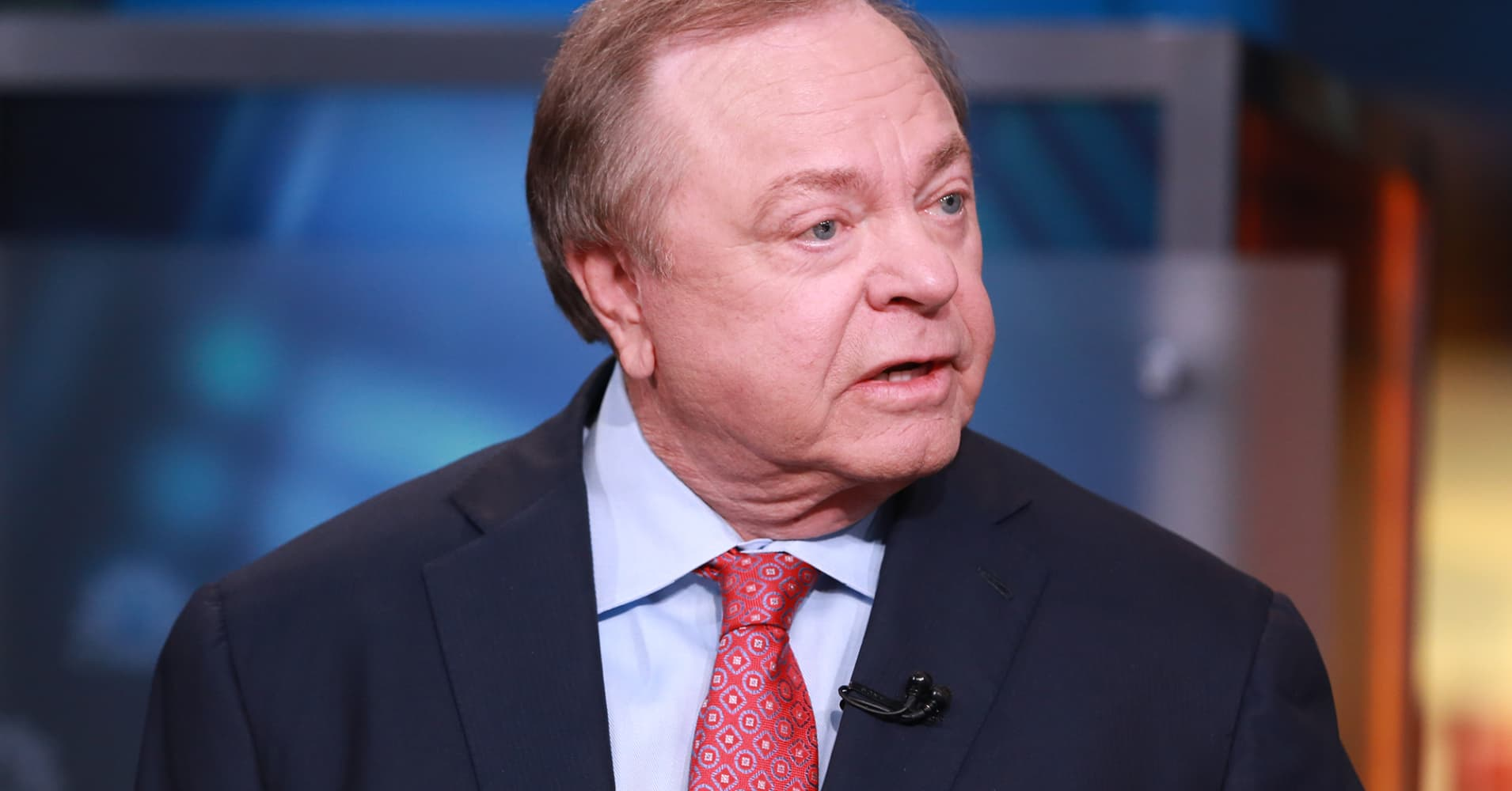 Billionaire Harold Hamm expects energy deregulation as 'Day 1 agenda' for Trump
