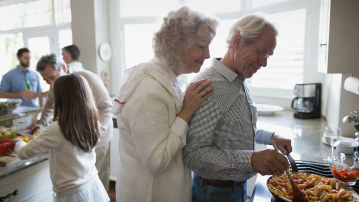 Senior couple -getty images-daily welfare calls by phone-to-ensure-they-are-okay-carers