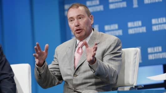 Jeffrey Gundlach, chief executive officer of Doubleline Capital LP,