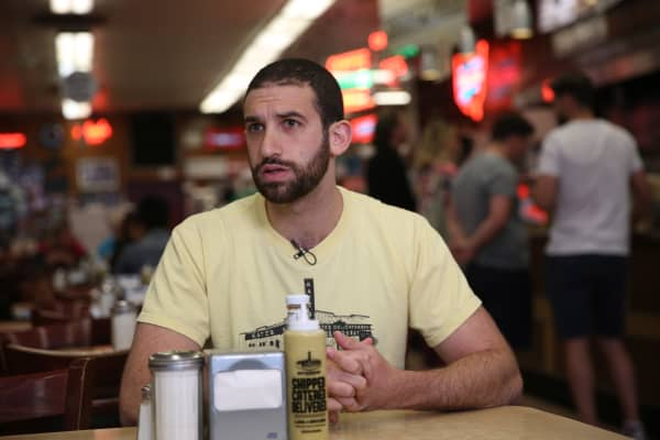 Jake Dell, Katz's Delicatessen owner, sits down with CNBC to discuss the family business