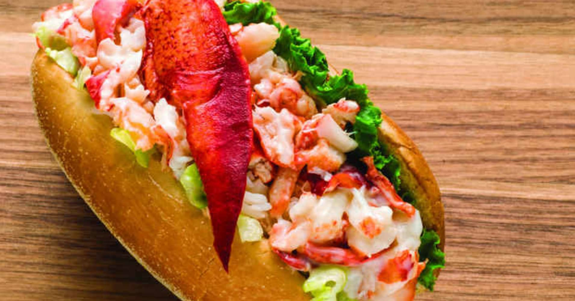 Lobster rolls are back at some McDonald's