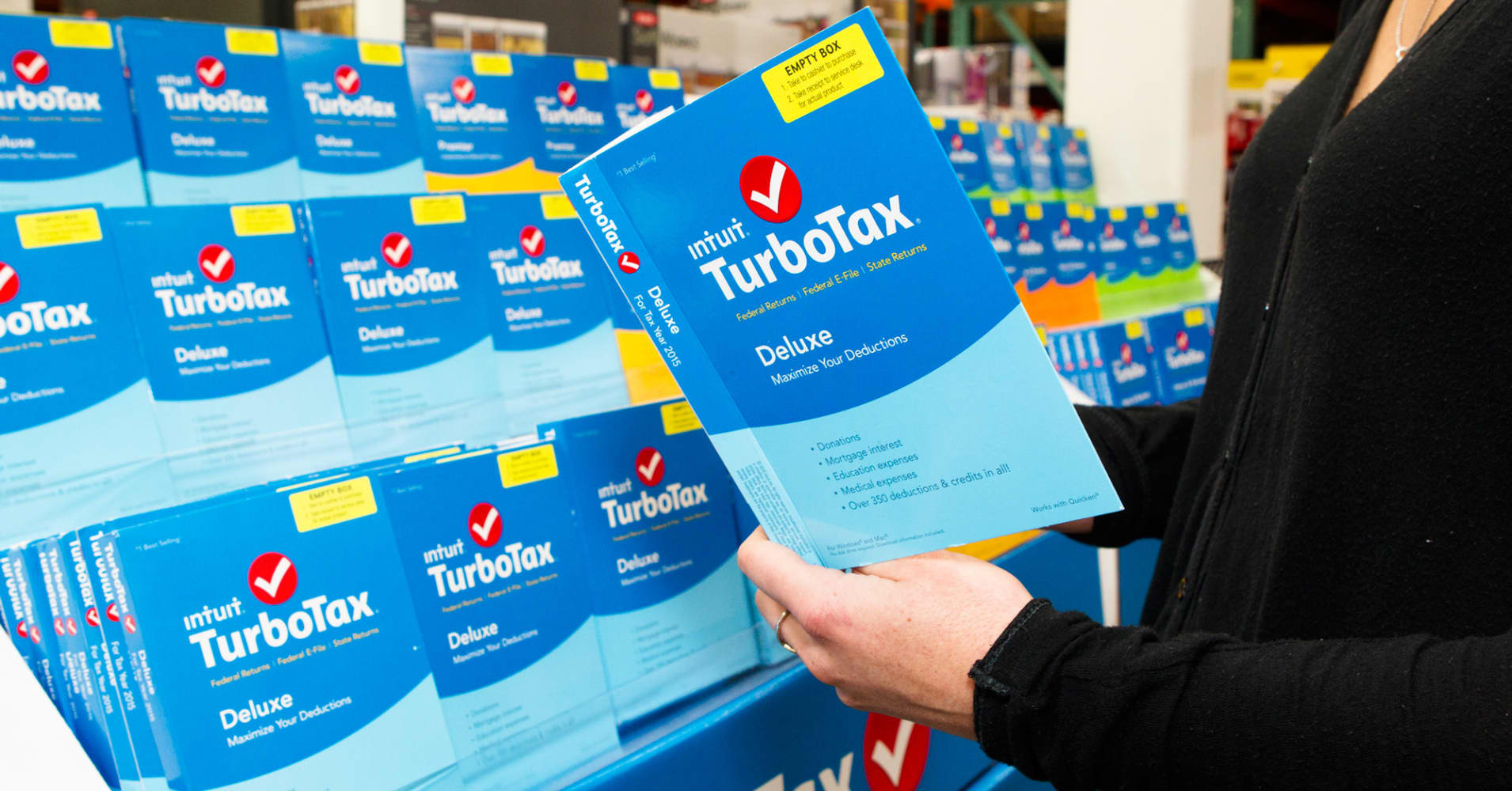 Your taxes might be a lot simpler if it weren't for TurboTax and H&R Block