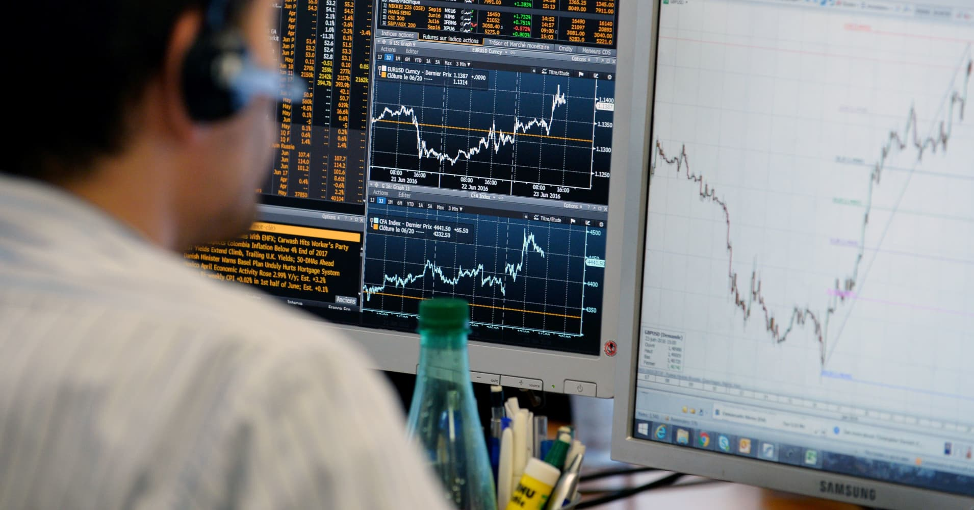 Europe seen lower as geopolitical concerns weigh; oil eyed