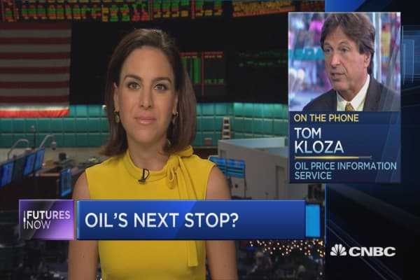 What's next for oil and gasoline?