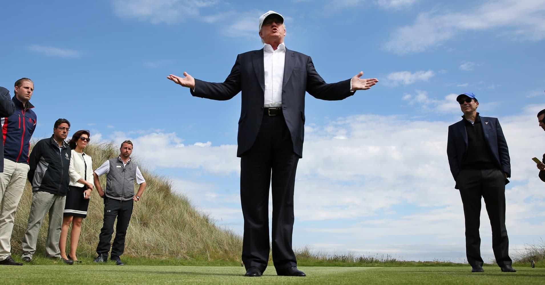 Trump's policies won't cause recession: Economist