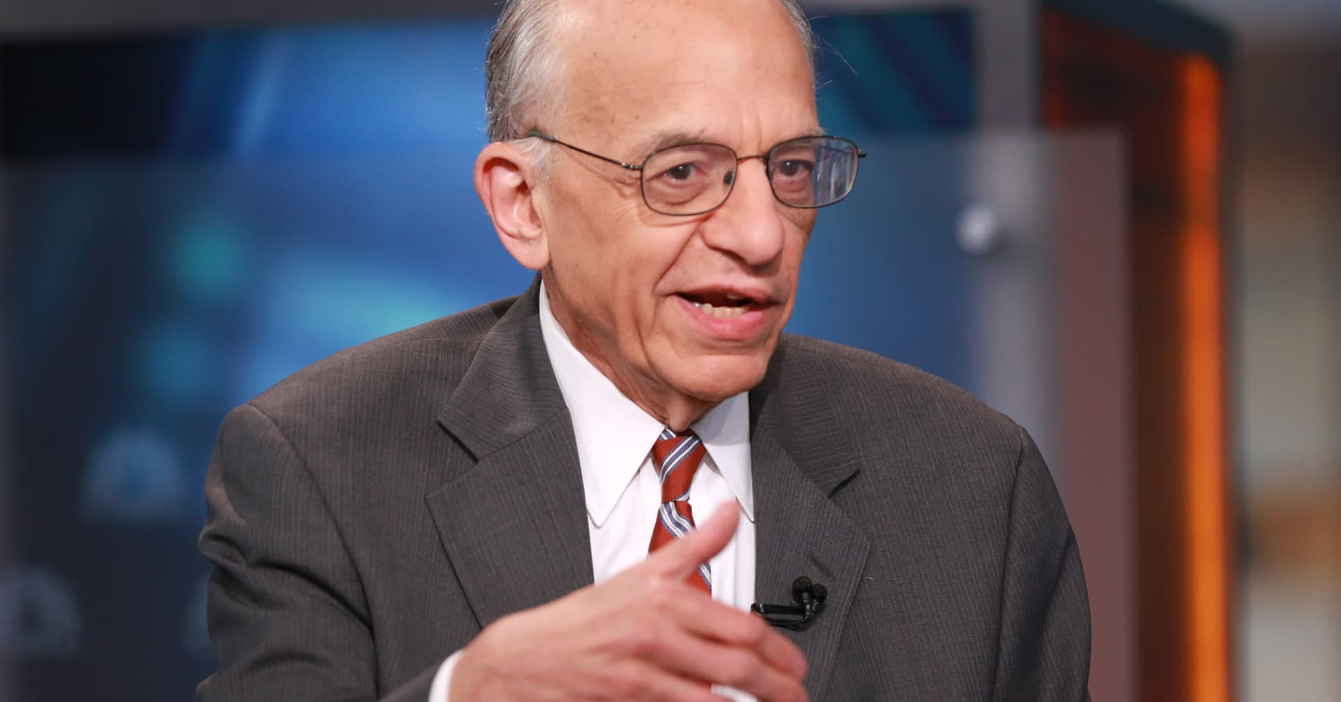 Soaring tech stocks are not in a 1990s-type dotcom bubble, says longtime bull Jeremy Siegel