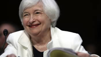 U.S. Federal Reserve Board Chairwoman Janet Yellen