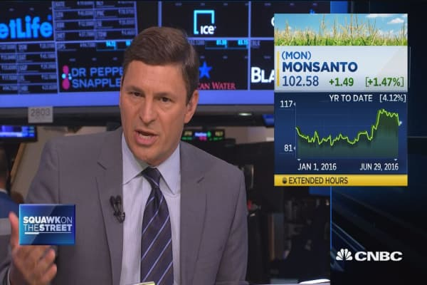 Monsanto explores options that would add value to company