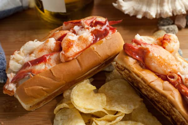 Cousins Maine Lobster, lobster roll
