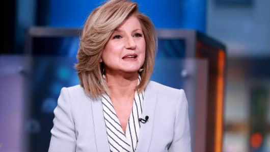 Arianna Huffington Steps Down at Huffington Post Editor-in-Chief