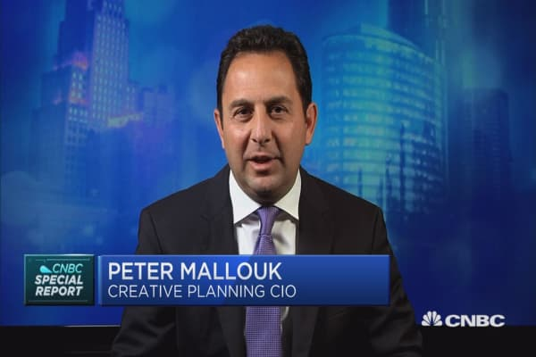 Mallouk: The reach for yield a dangerous thing