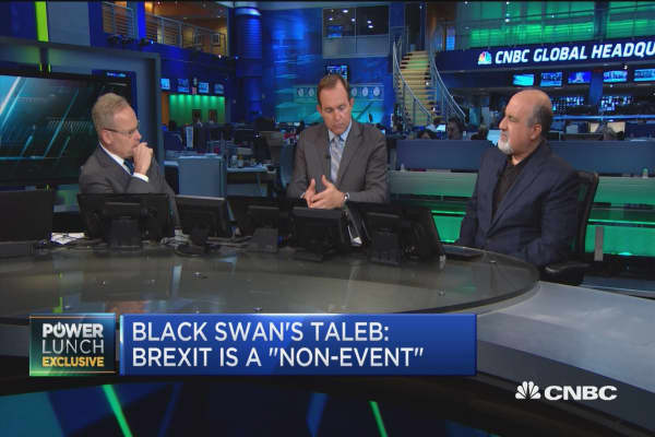 Black Swan's Taleb: Donald Trump 'brilliant salesperson'
