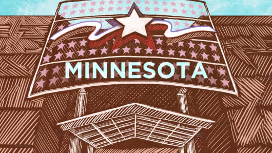 Top States Minnesota