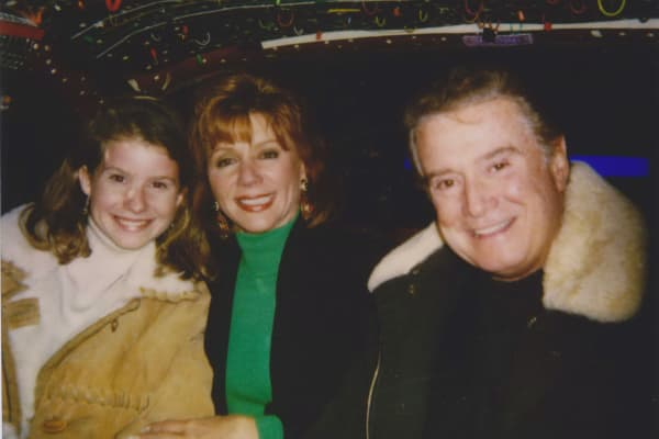 Regis Philbin and his family have ridden in the Ultimate Taxi.