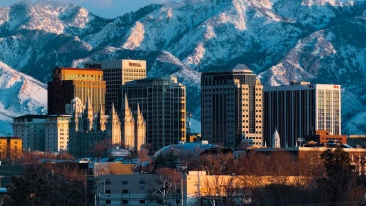 Among tech founders, investors and observers, the consensus is that Utah's Silicon Slopes are buzzing with potential.