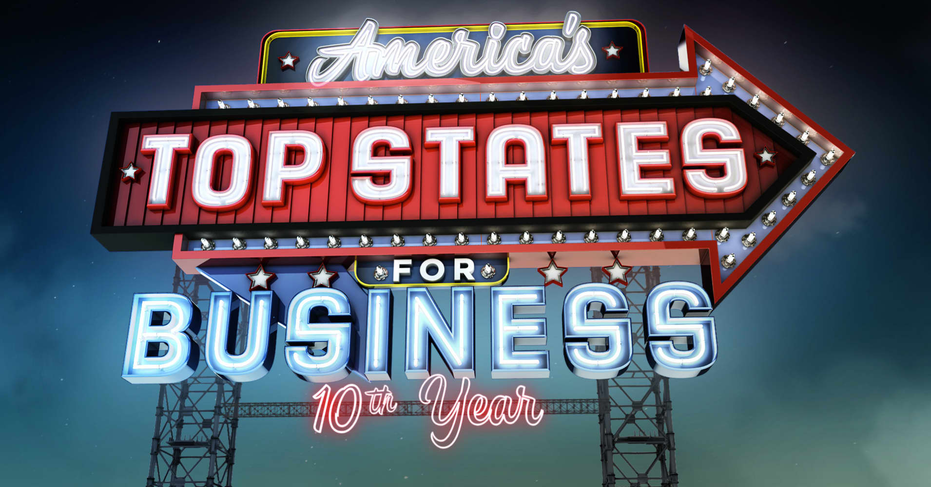 North Carolina jumps to No. 5 top state for business