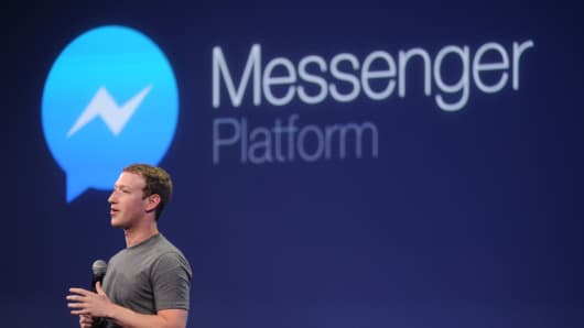 Facebook experimenting with Messenger feature similar to Snapchat's Stories