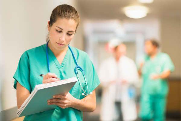 Nurse practitioner doctor