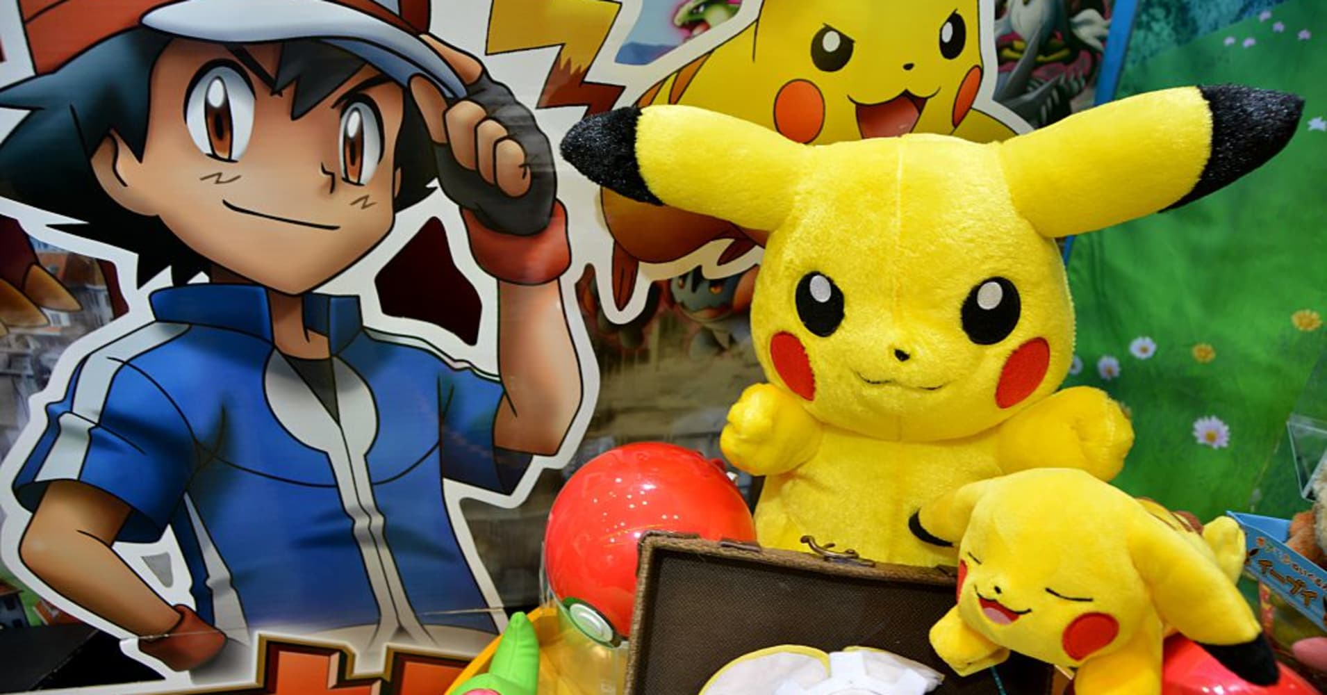 nintendo shares jump 25% as pokemon go dominates us app store