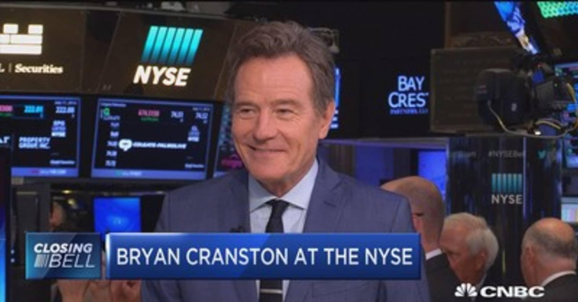 Breaking Bad 39 S Bryan Cranston This Is The Biggest Money