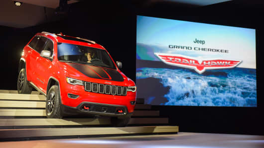 Fiat-Chrysler Fights Vehicle Cyber-Security Vulnerabilities With New Program