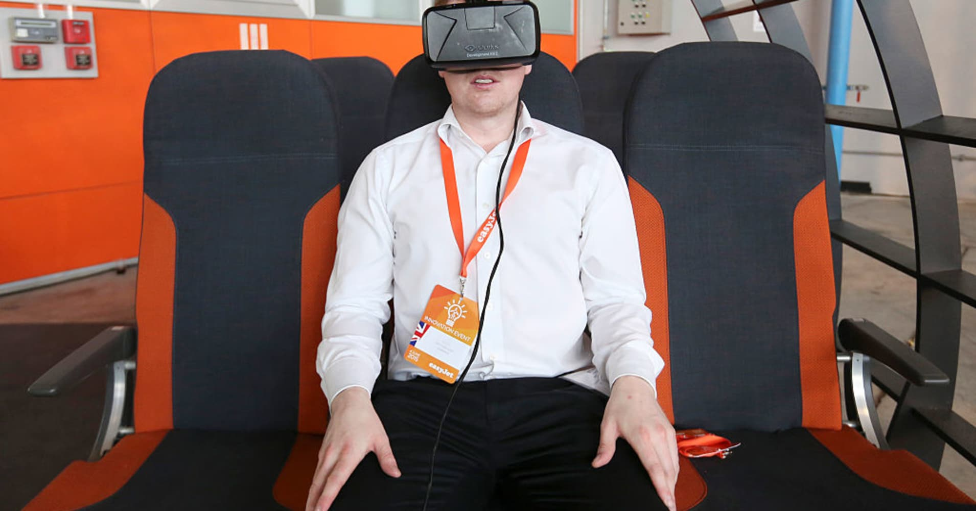 Virtual reality and Netflix: The future of in-flight entertainment is coming