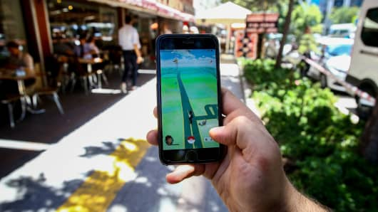 Pokemon Go will get sponsored locations, McDonald's could be among the first