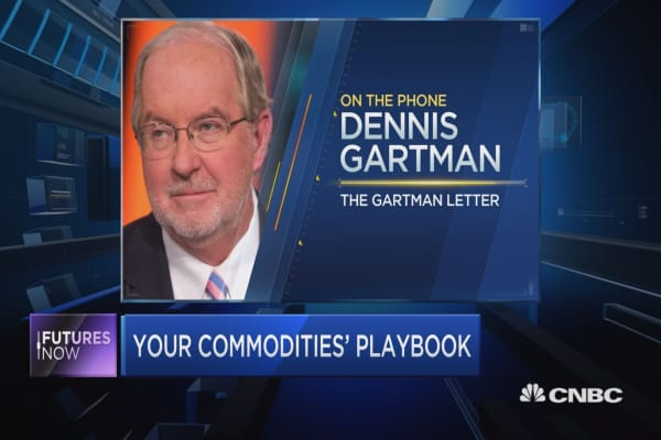 Here's a market nobody is paying attention to: Gartman