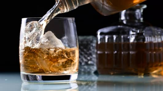 Image result for scotch on the rocks