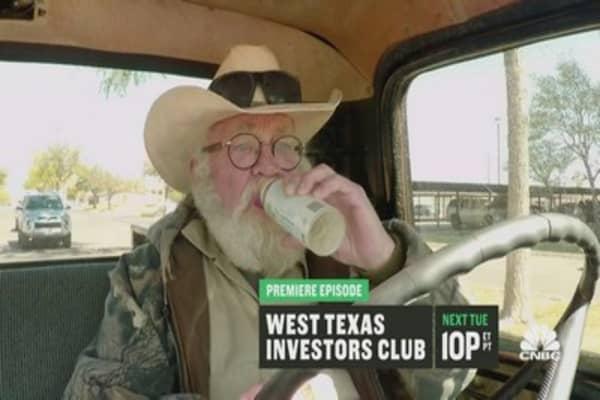 """West Texas Investors Club: Next Episode - """"Tree Amigos"""""""