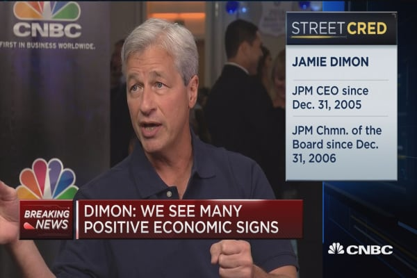 Dimon: We can make this country boom
