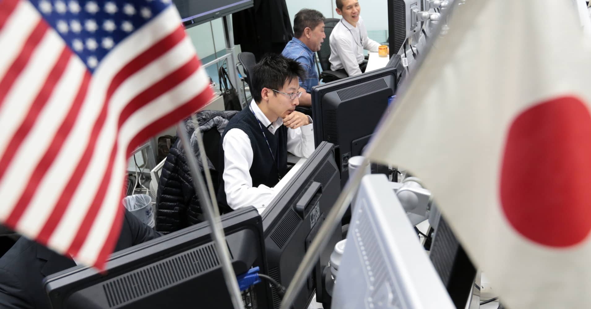 Wall Street looks set to slide; Japan, oil prices in focus
