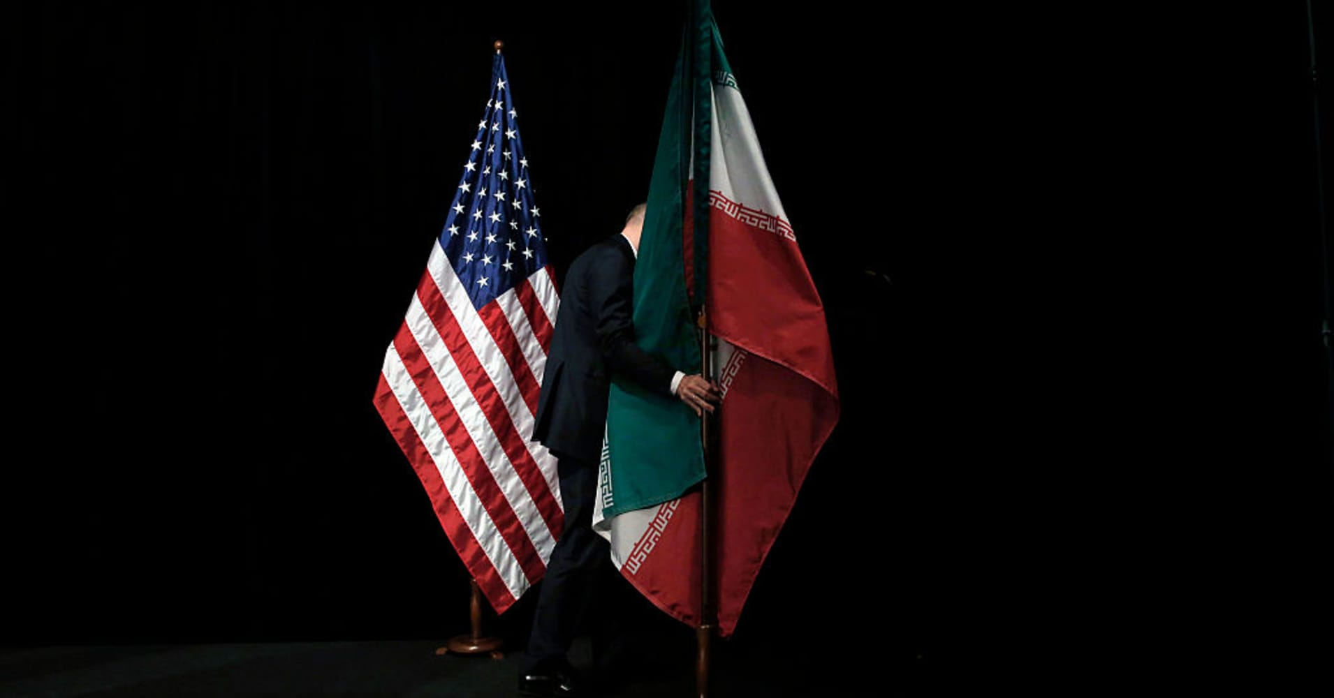 Iran sanctions 15 US firms, citing human rights and Israel ties