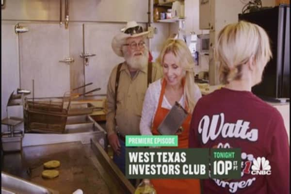 "West Texas Investors Club: Next Episode - ""Natural Born Chillers"" 