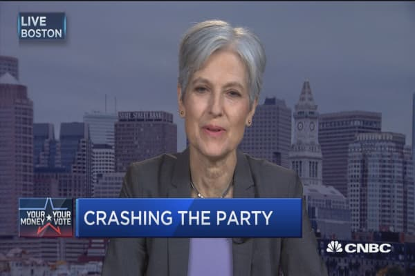 Could Jill Stein put Trump in the White House?