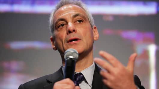 Mayor Emanuel Proposes Utility Tax to Fix Pension
