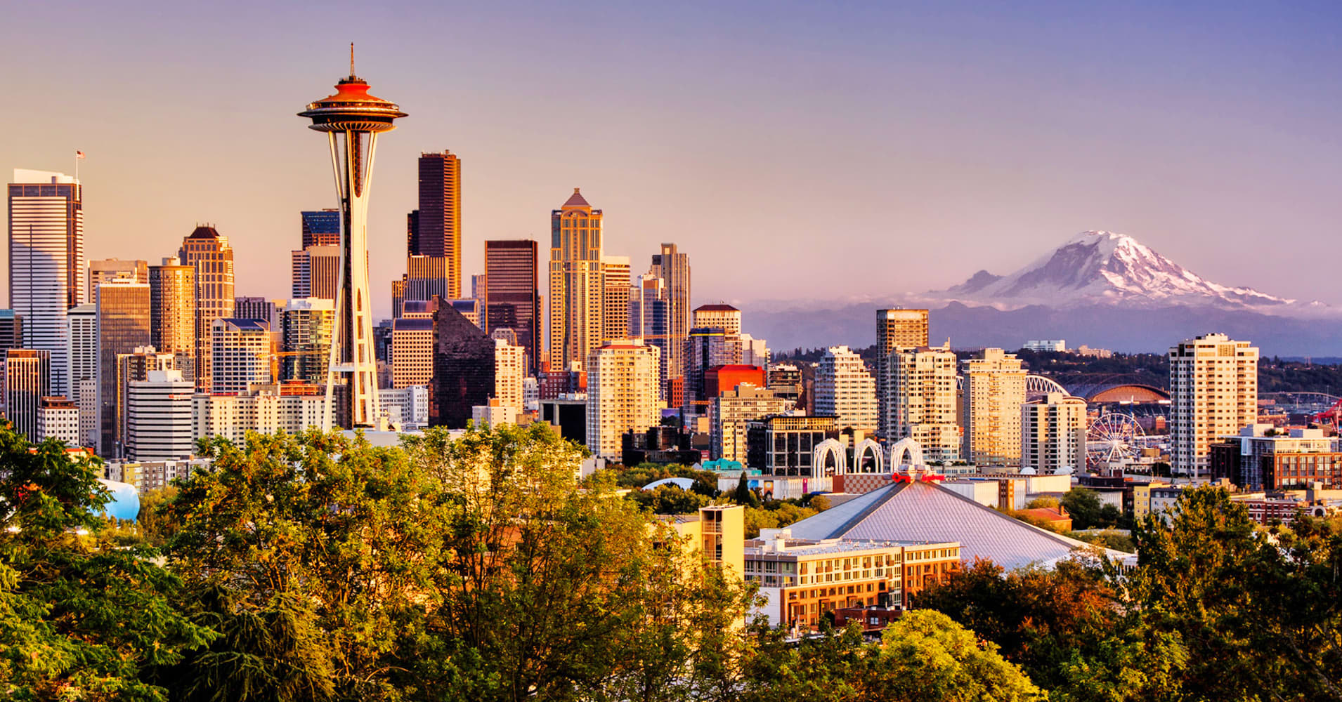 Seattle Seattle City in WA United States Bazumi