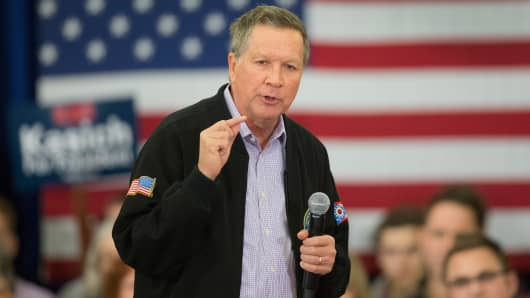 John Kasich says Trump can't win OH, still won't endorse GOP nominee